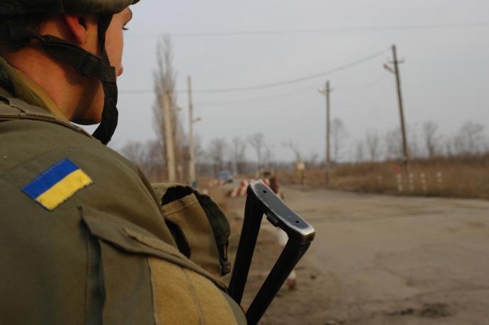 Силовики заблокировали дороги в ДНР-ЛНР: появились фото и видео (1)