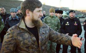 Кадиров відправляє своїх бійців до Сирії: в мережі веселяться