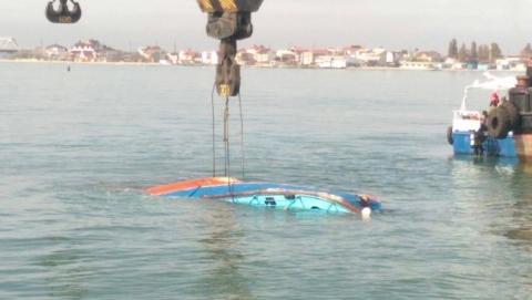 Капітана затонулого в Затоці судна заарештували на 2 місяці