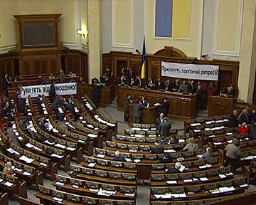 У Януковича готовят новые правила выборов в Раду