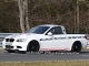 Из BMW M3 сделали пикап (4 фото)
