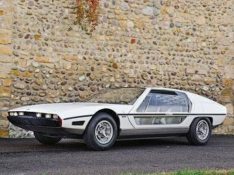 Шесть концептов Bertone продадут на аукционе за 5 миллионов евро (9 фото)