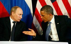 """У Путіна прокоментували """"гарячий"""" дзвінок Обами в Кремль"""