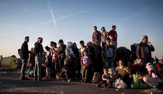 Волны беженцев из РФ могут хлынуть в Украину - дипломат