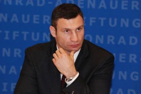 Партия Кличко ведет переговоры об объединении с другими силами на выборах 2012 года
