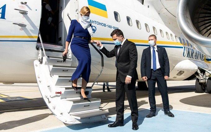 Владимир и Елена Зеленские едут на переговоры в Катар - подробности |  ONLINE.UA