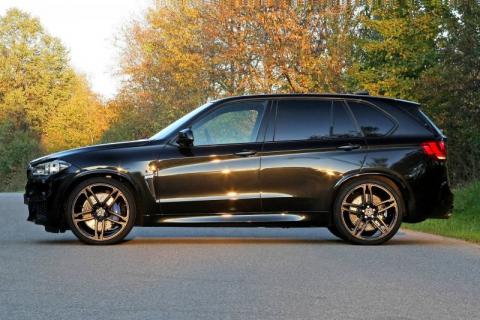 G-Power представив 700-сильний BMW X5 M (7 фото) (2)