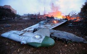 В Сирии сбили российский штурмовик Су-25: появились данные о пилоте и видео
