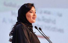 Вперше в історії: Саудівська Аравія призначила послом в США жінку