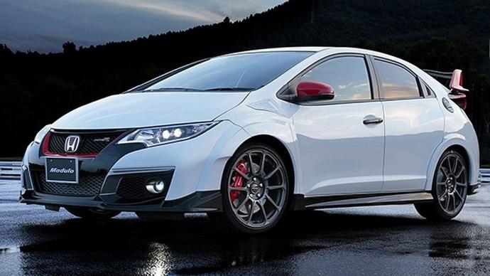 Honda Civic Type R получит заводской тюнинг-пакет