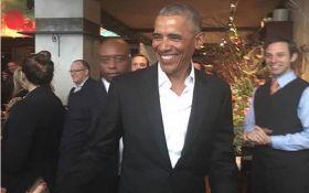 Обама поразил своим видом после отдыха: появились фото и видео