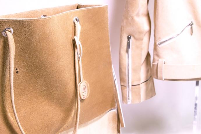Студентка збирається шити сумки і куртки зі шкіри знаменитого покійного дизайнера (1)
