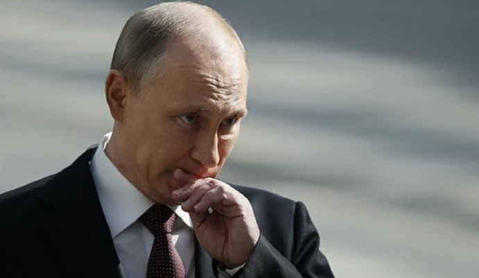Путин назвал включение Донбасса в состав Украины «бредом»