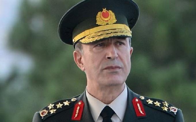 Провальний переворот: стало відомо про долю глави Генштабу Туреччини