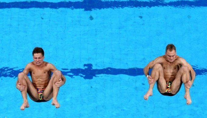 Горшковозов и Долгов – в финале синхронных прыжков на чемпионате мира