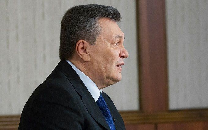"""Янукович заявил, что хочет """"допросить"""" Порошенко, Яценюка и Турчинова"""