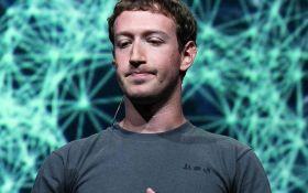 Скандал з витоком даних Facebook: Цукерберг зробив гучне визнання