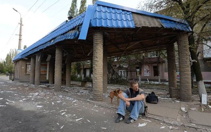 Горлівська битва: в мережі висміяли бій бойовиків ДНР з повіями
