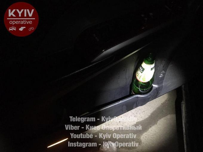 Киевская прокуратура прокомментировала ночное ДТП с чиновником ГПУ (1)
