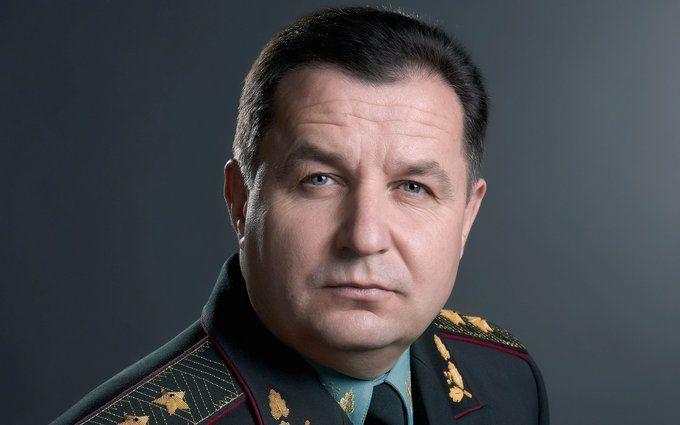 Міністр оборони зробив дуже відверту заяву щодо Донбасу