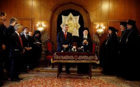 Важное соглашение Порошенко и Варфоломея: о чем говорится в историческом документе