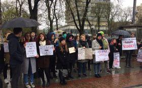 У Києві влаштували протест проти заборони абортів: з'явилися фото