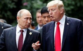 Беседа с Трампом: в Кремле рассказали о контактах Путина в Париже
