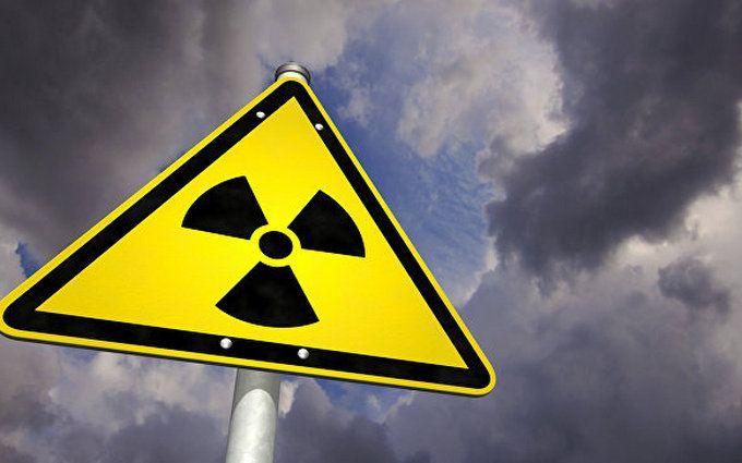 Радиация не дошла