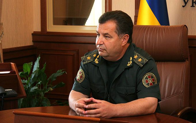 У Порошенка показали міністра оборони в новій формі: опубліковано фото