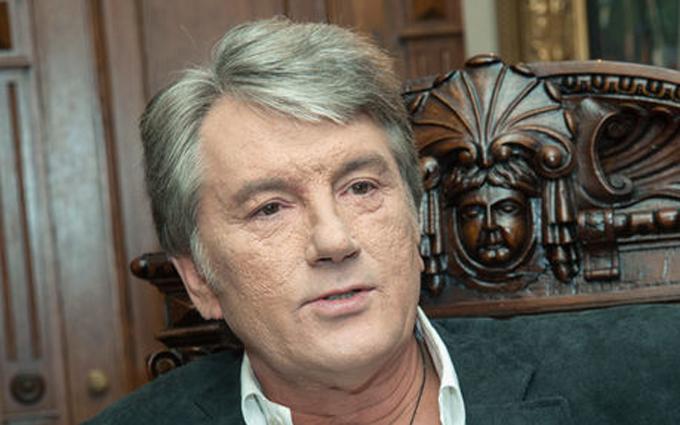 Ющенко назвал три условия для победы над Россией