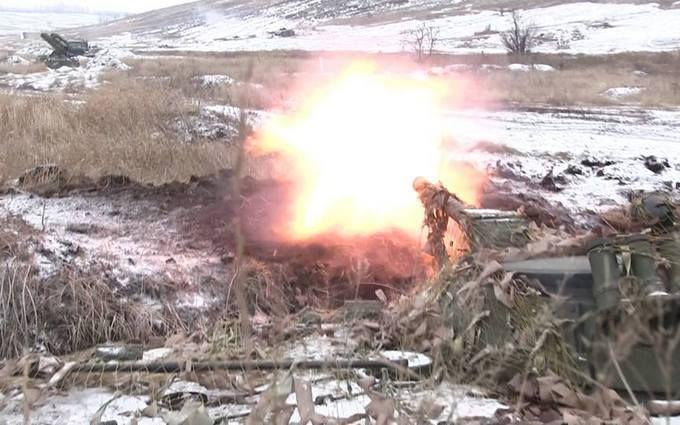 Бойовики атакували бійців ЗСУ на Луганщині, але зазнали втрат - штаб ООС