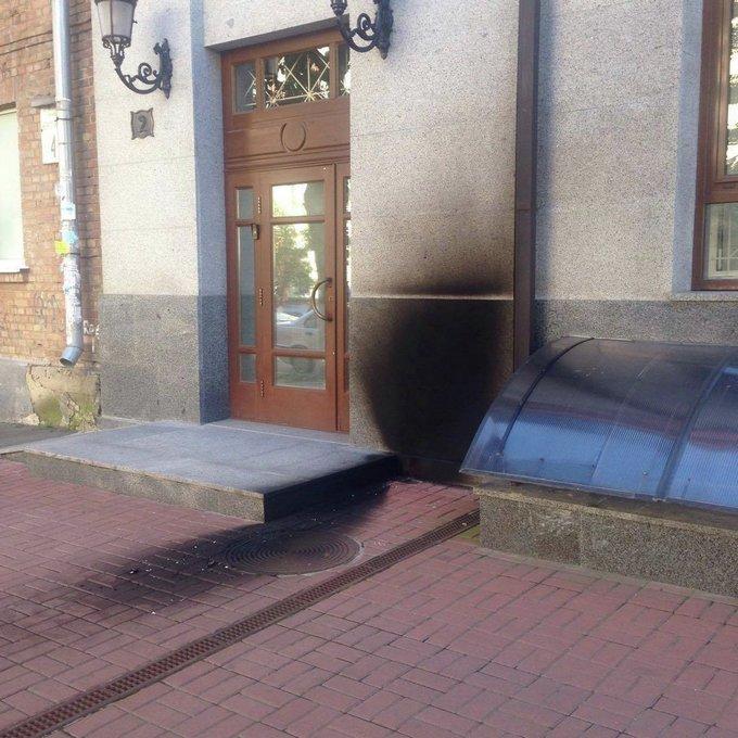 РосЗМІ збудилися через таємничий інцидент в Києві: з'явилися фото (1)