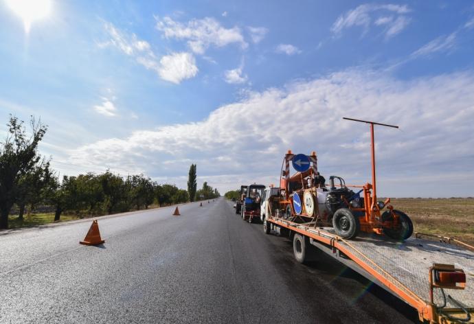 Порошенко зробив важливу заяву про одну з головних трас України: з'явилися фото (1)