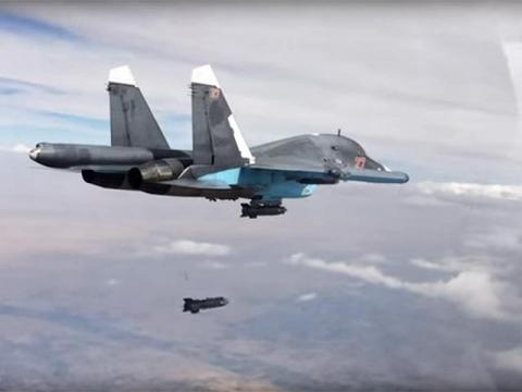 Армії Сирії та РФ почали наступ поблизу Хомса
