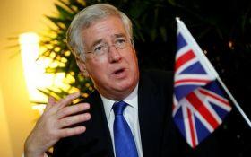 В Британии сделали резкое заявление по действиям России в Сирии