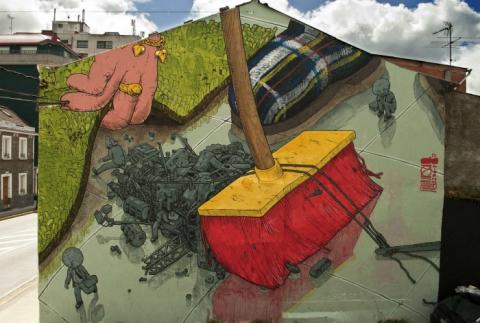 Красномовний стріт-арт з гострим соціальним змістом (16 фото) (3)