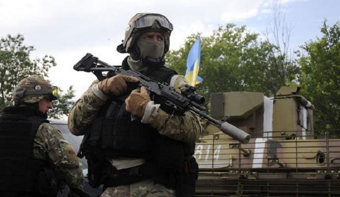 В зоне АТО против украинских позиций стали чаще применяться минометы (видео)