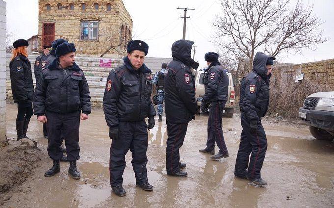 Российские силовики провели очередные обыски вдомах крымских татар