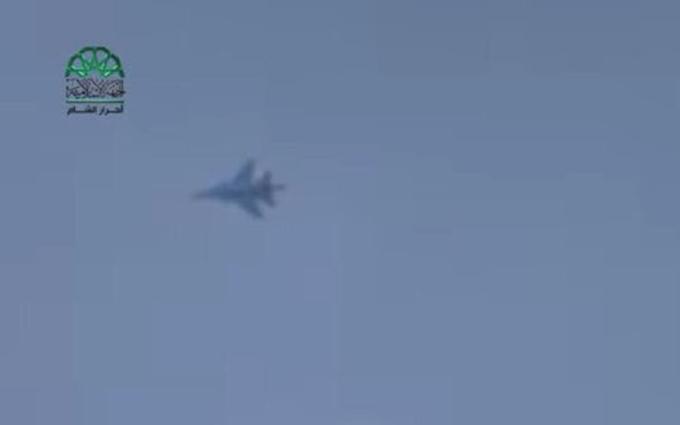 В Сирии войска оппозиции сбили МиГ-21: выложено видео