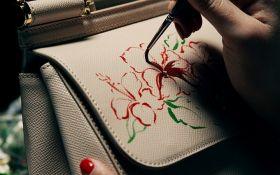 Sicily Bag: в Києві на 8 березня художник з Італії розмалює сумки Dolce & Gabbana