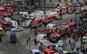 Кількість жертв теракту в Санкт-Петербурзі знову зросла