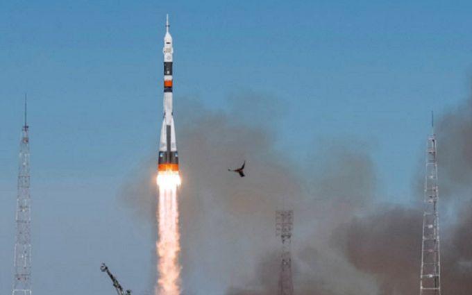 Під час запуску російської ракети сталася аварія