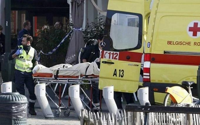 Озвучены новые цифры погибших и пострадавших от взрывов в Брюсселе