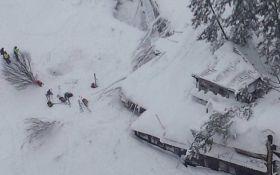 Появилось видео из итальянского отеля, погребенного лавиной: стали известны новые детали