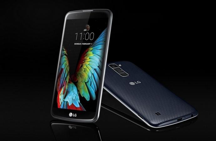 LG анонсировала линейку доступных смартфонов K Series
