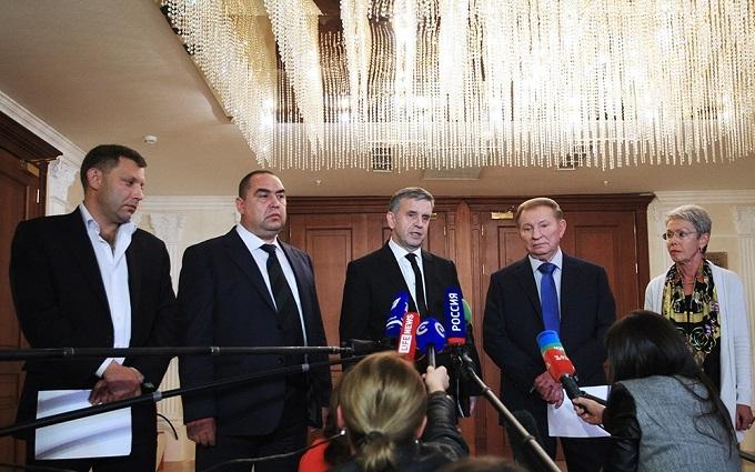 Стало відомо про безрезультатні переговори щодо Донбасу
