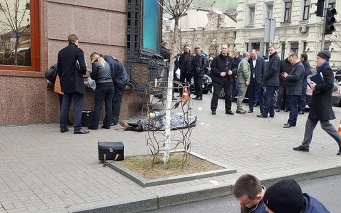 В сеть выложили видео момента расстрела Вороненкова