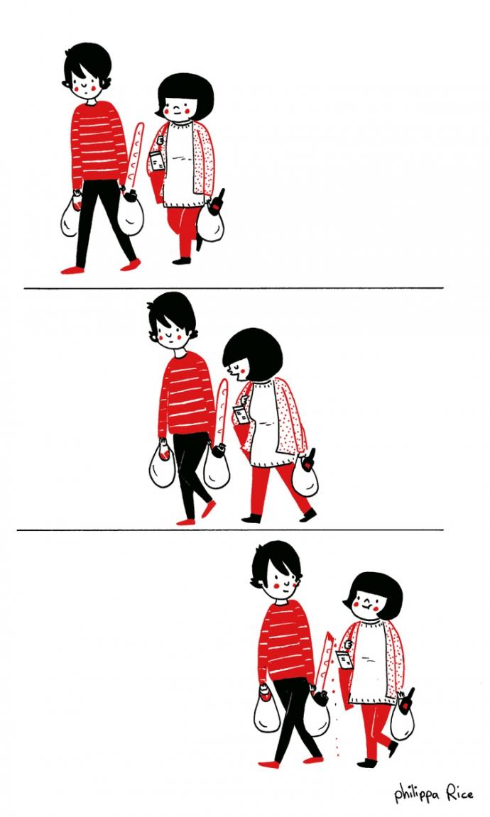 Как прекрасно быть вместе: веселые комиксы о семейной жизни (10)