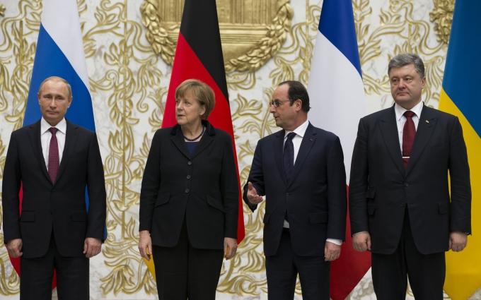 Європа повертається обличчям до Путіна: що робити Україні