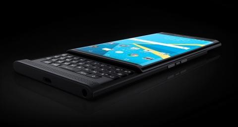BlackBerry почала приймати попередні замовлення на Priv (2)